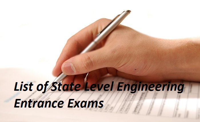 State-Level-Engineering-Entrance-Exams