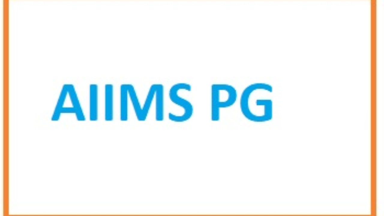 AIIMS PG 2019 - Application Form, Eligibility, Exam Pattern