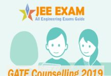 GATE Counselling 2019