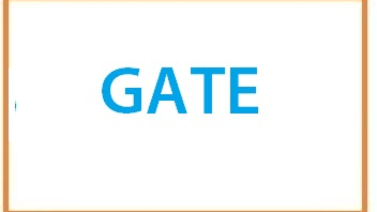 GATE 2020: Application Form Online Date, Eligibility & Exam