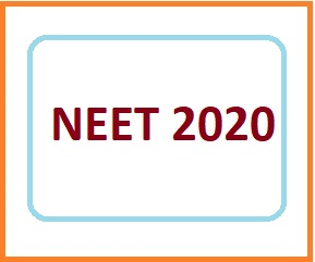 NEET 2020: Admit Card(Out), Exam Date(Out)